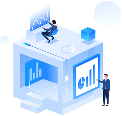Provide API interface, can realize the single sign-on in the enterprise OA system, the functions and data statistics of the training system can be flexibly embedded in the enterprise website and integrated with user's system.