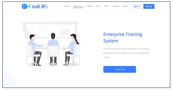 lms online training