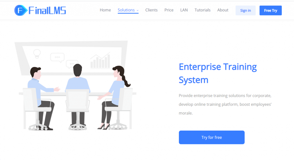 online training systems