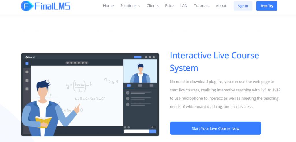 online education management system
